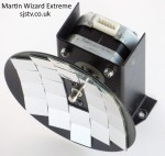 Martin Pro Wizard Extreme Rotating Mirror + Motor