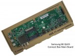 New Samsung QE65Q900 Connect Box Main Board BN94-14473F (BN94-13362A)